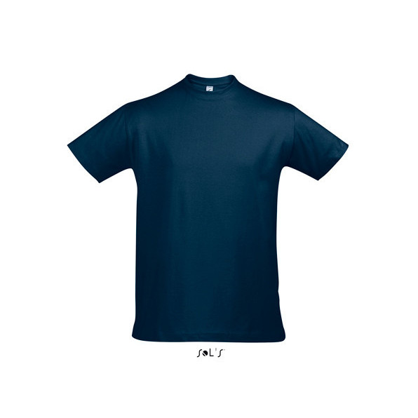 Imperial t-shirt French navy