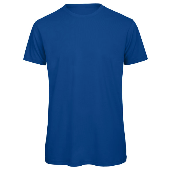 T-shirt inspire organic Royal Blue