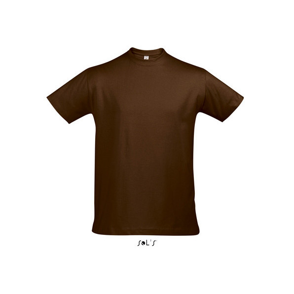 Imperial t-shirt Brown