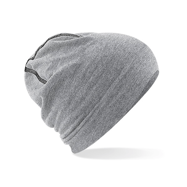 Hemsedal Cotton Beanie Sport Grey