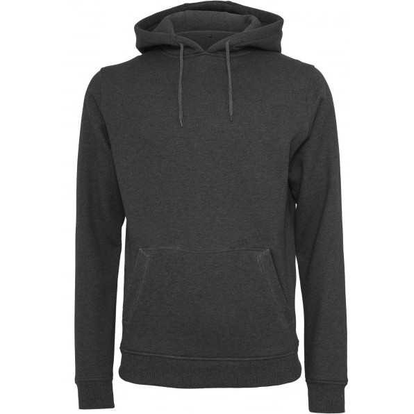 Heavy Hoody Build Your brand Charcoal