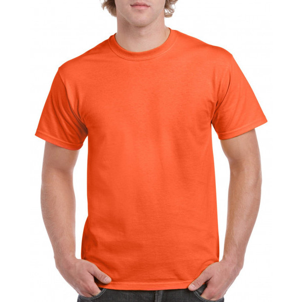 T-shirt Heavy Cotton Orange