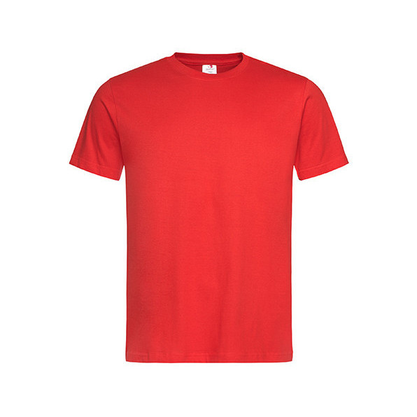 Classic-T Unisex Scarlet Red