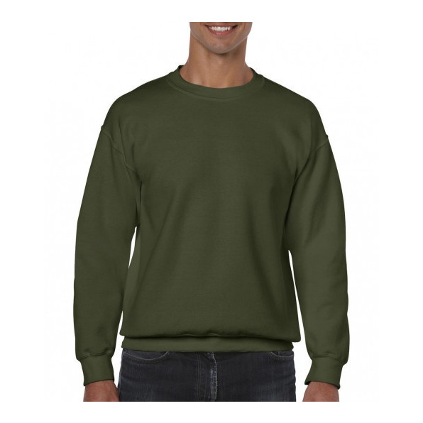 Sweatshirt Standard Military Green