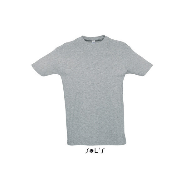 Imperial t-shirt Sport Grey