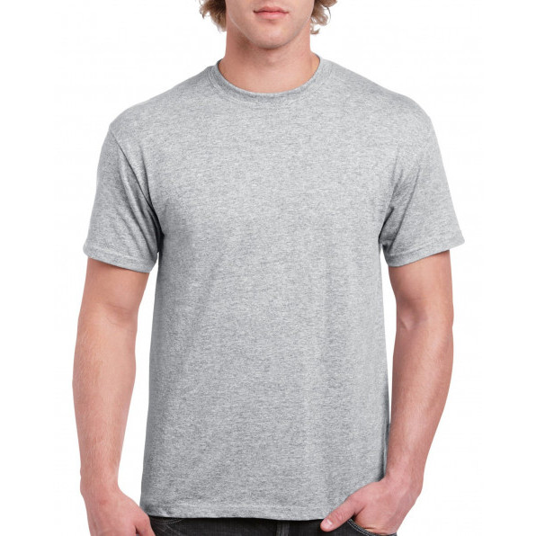 T-shirt Heavy Cotton Sport Grey