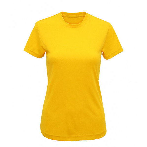 TriDri® performance t-shirt Dam TR020 Sun Yellow