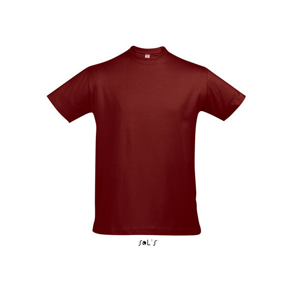 Imperial t-shirt Chili red