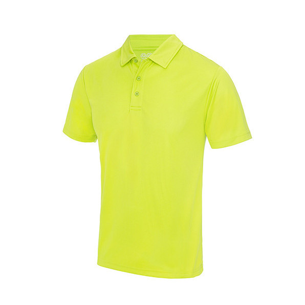 Cool Polo Electric Yellow