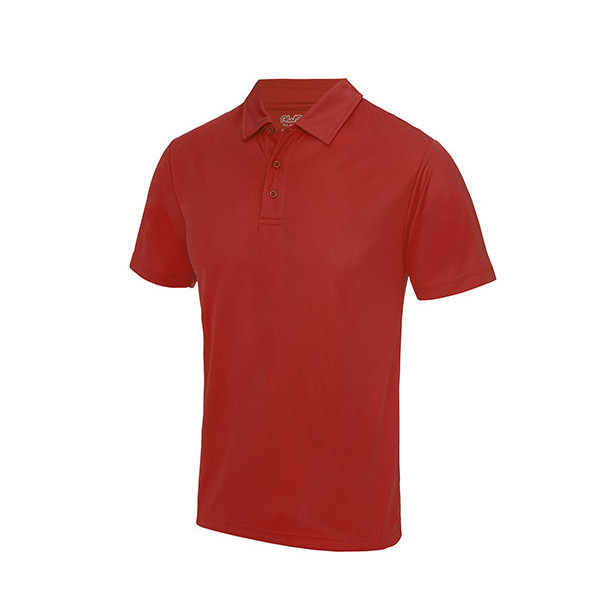 Cool Polo Fire Red
