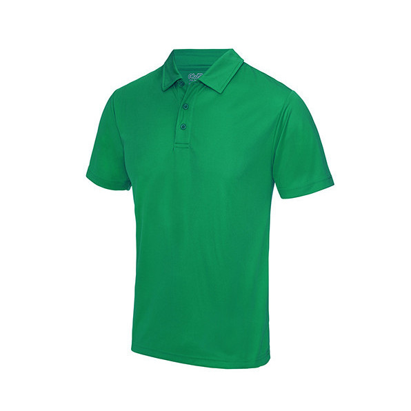 Cool Polo Kelly Green