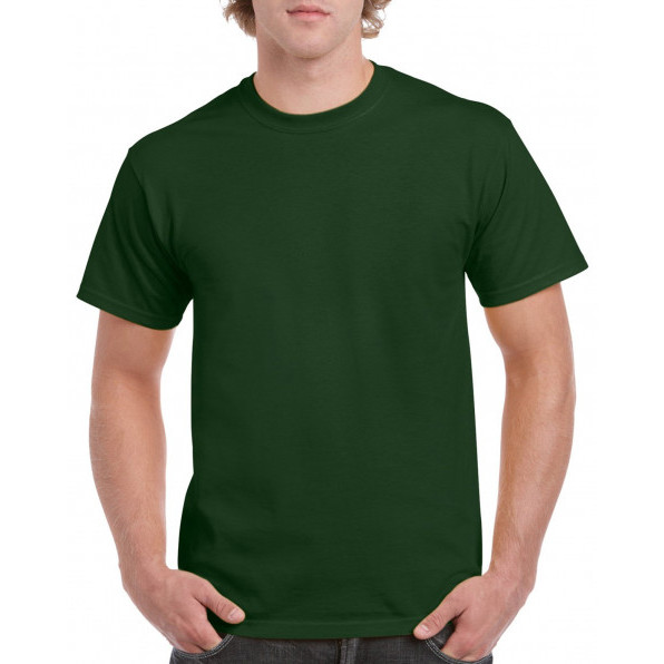 T-shirt Heavy Cotton Forest Green