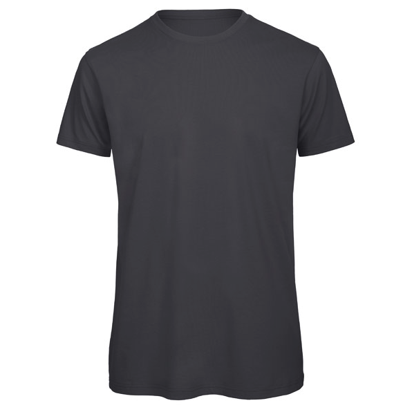 T-shirt inspire organic Dark grey