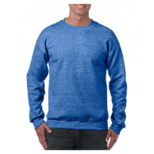Sweatshirt Standard Heather Sport Royal