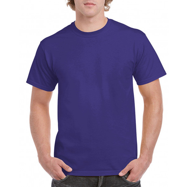 T-shirt Heavy Cotton Cobalt