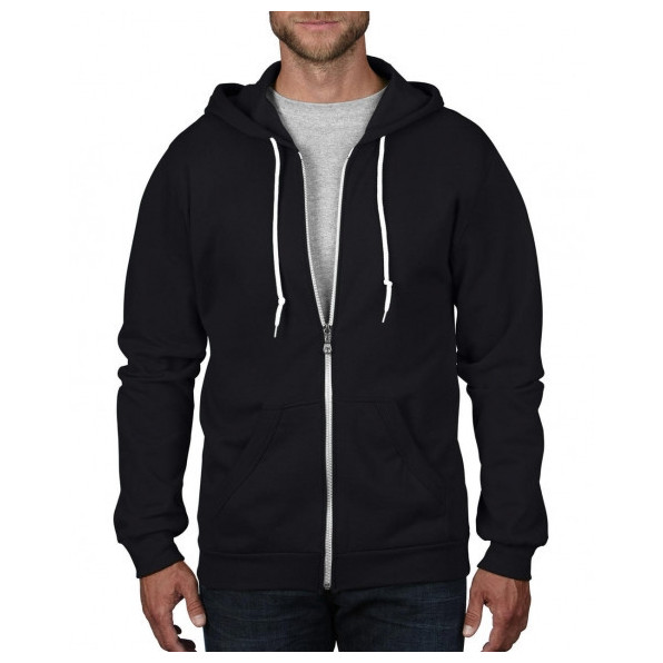 Ziphood Fashion Unisex Black