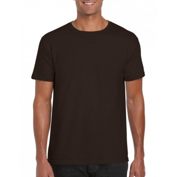 T-shirt Standard Dark Chocolate