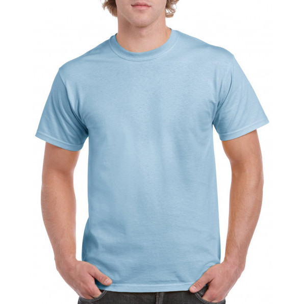 T-shirt Heavy Cotton Light Blue