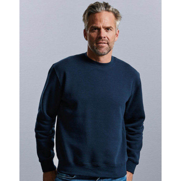 The Authentic Sweatshirt French navy