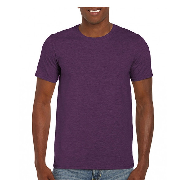 T-shirt Standard Heather Aubergine
