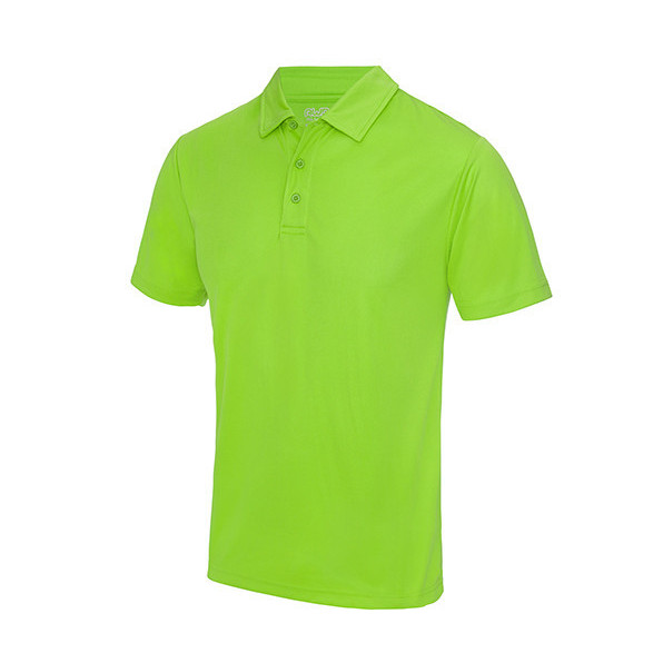 Cool Polo Electric Green