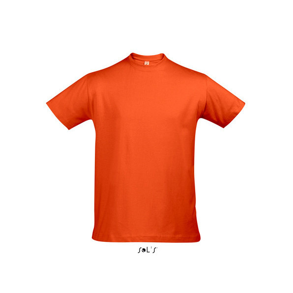 Imperial t-shirt Orange