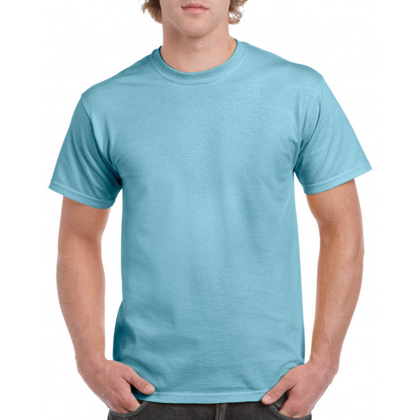 T-shirt Heavy Cotton Sky Blue