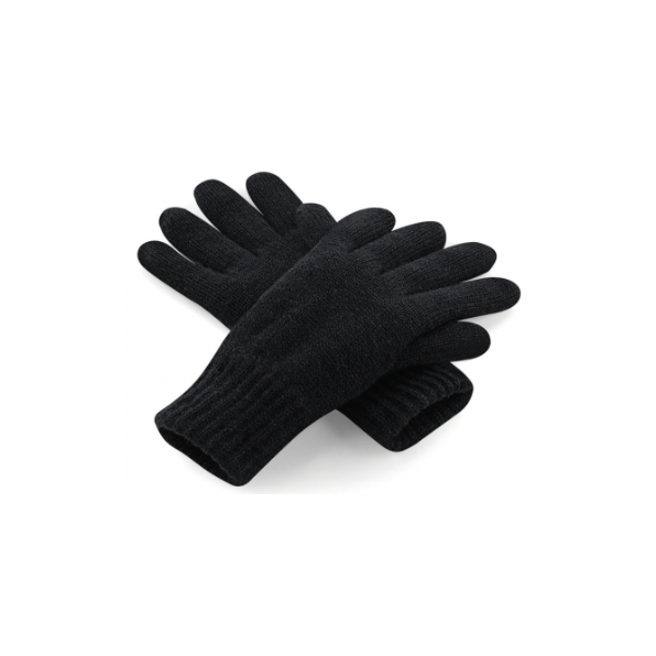 Classic Thinsulate™ Gloves Svart