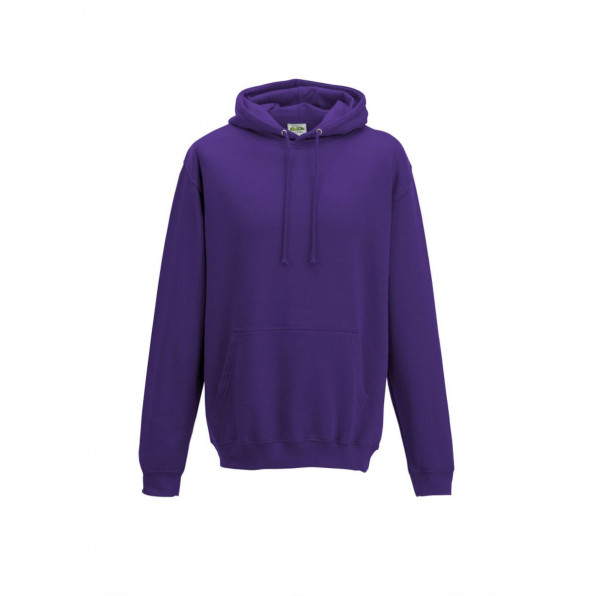 Huvtröja College Purple