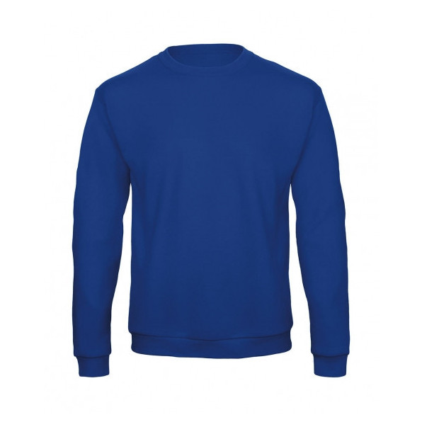 Sweatshirt Unisex B&C Collection Royal Blue