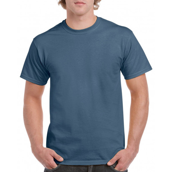 T-shirt Heavy Cotton Indigo Blue