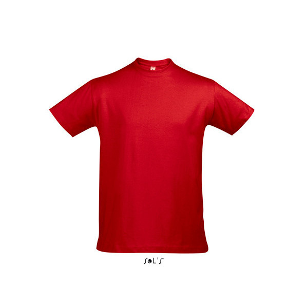 Imperial t-shirt Red