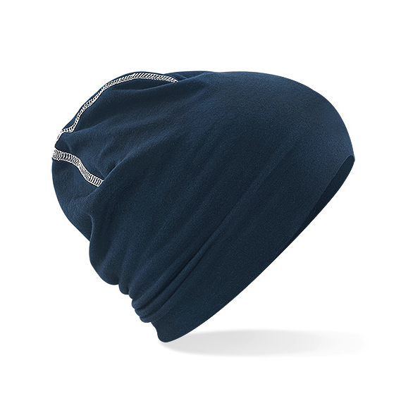 Hemsedal Cotton Beanie Navy