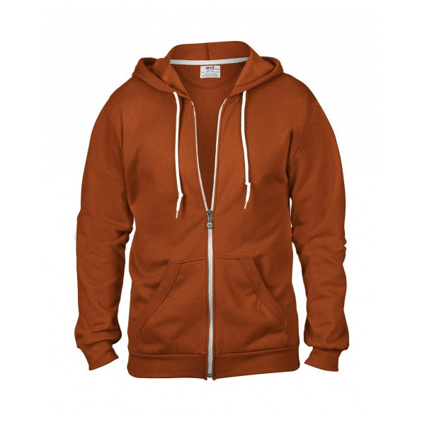 Ziphood Fashion Unisex Texas Orange