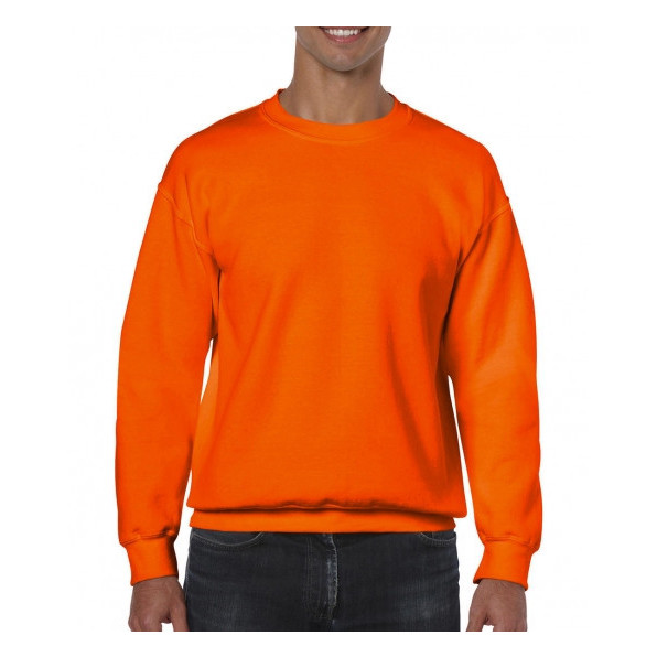 Sweatshirt Standard Safety Orange