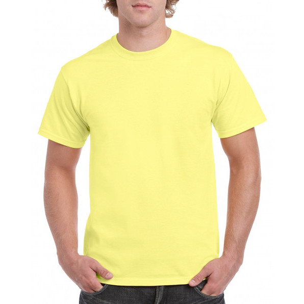 T-shirt Heavy Cotton Cornsilk