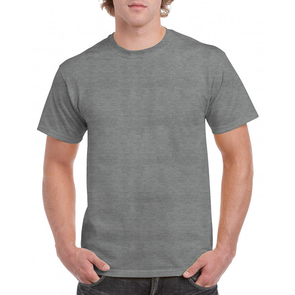 T-shirt Heavy Cotton Graphite Heather
