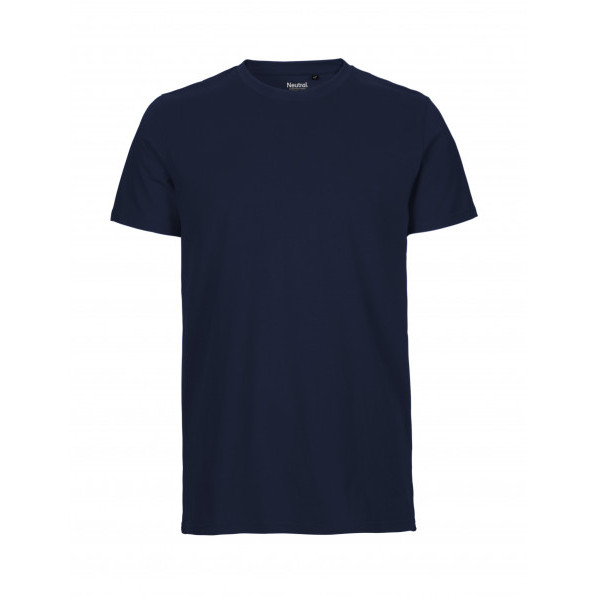 Organic Men`s Fit T-Shirt Neutral Navy