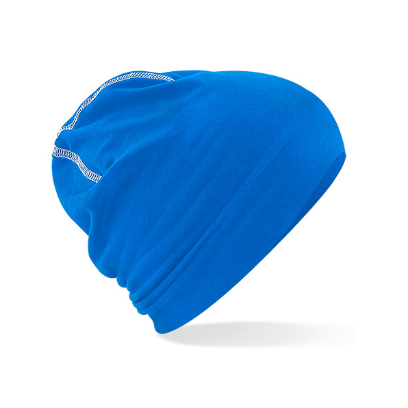 Hemsedal Cotton Beanie Royal Blue