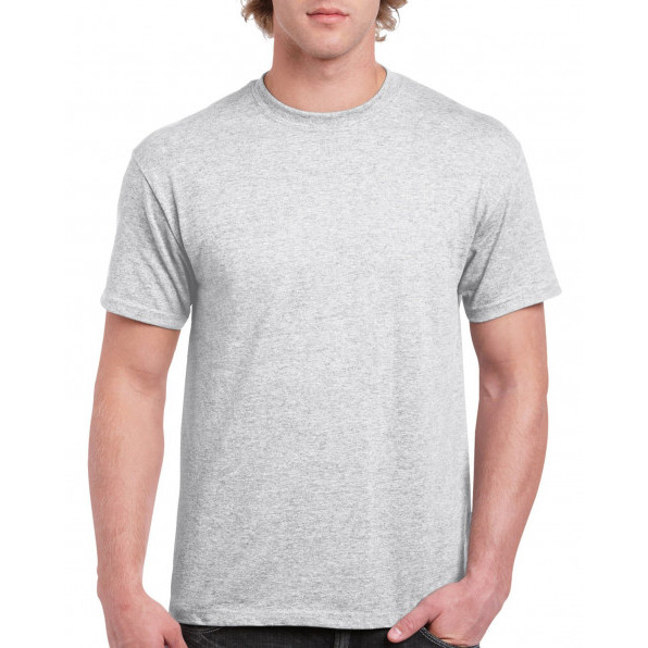 T-shirt Heavy Cotton Ash grey