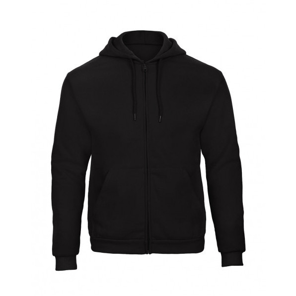 Ziphood ID.205 Unisex Black