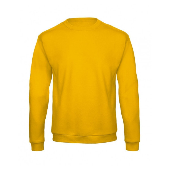 Sweatshirt Unisex B&C Collection Gold