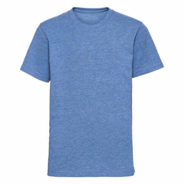 Russell Children's HD T Heather Blue