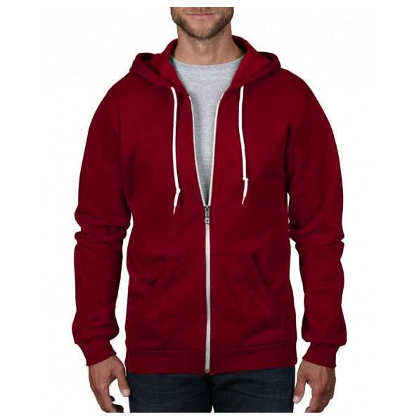 Ziphood Fashion Unisex Independence Red