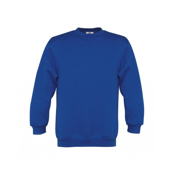 Sweatshirt Barn B&C Royal Blue