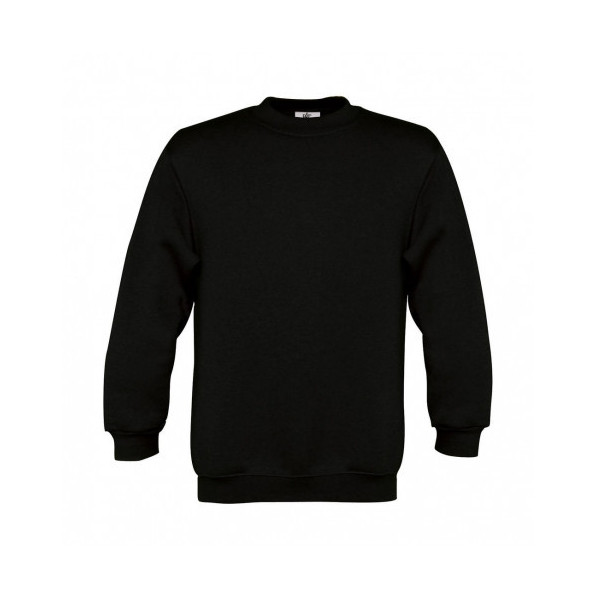 Sweatshirt Barn B&C Black