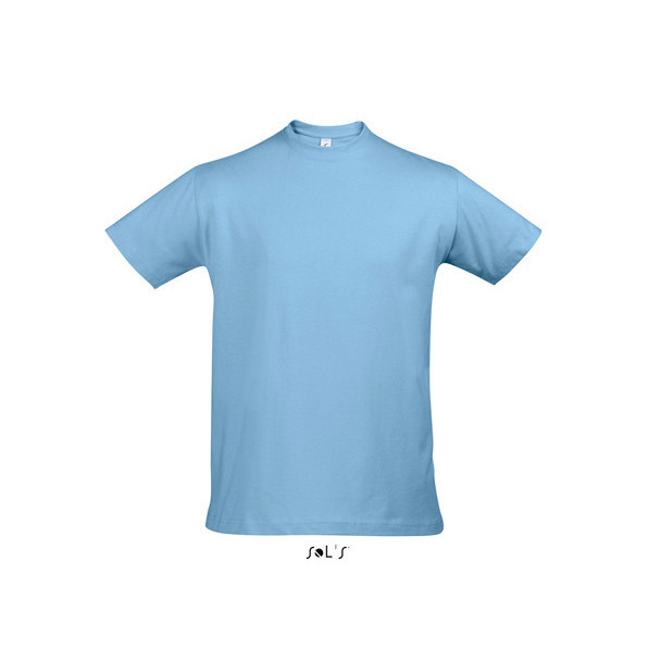 Imperial t-shirt Sky Blue
