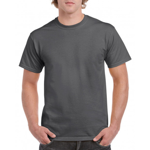 T-shirt Heavy Cotton Charcoal