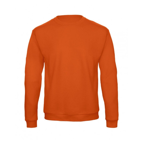 Sweatshirt Unisex B&C Collection Pumpkin Orange
