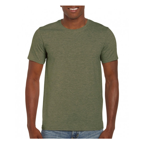 T-shirt Standard Heather Military Green